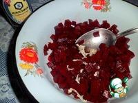 Нутово-свекольный салат с черносливом ингредиенты
