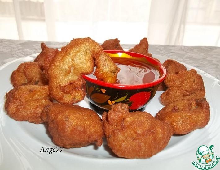 Рецепт: Постные пончики от Камéра