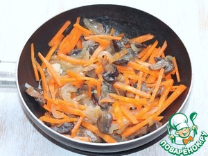 8. Then add carrots,...
