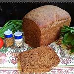 Хлеб Постный черемухово-солодовый