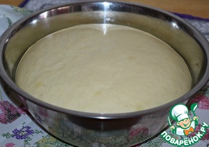 The dough in 50 minutes.
