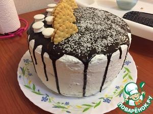 Вот такой вот торт.