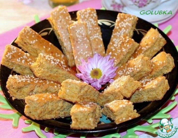 Рецепт: Антикризисное печенье