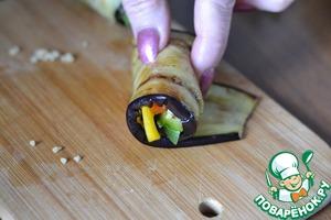 Twist rolls.