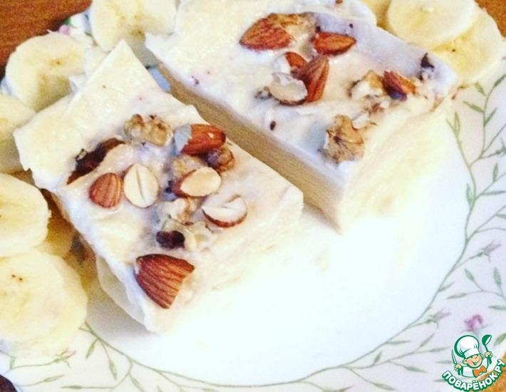 Рецепт: Диетический торт Наполеон