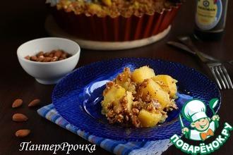 Рецепт: Постный картофель по-испански