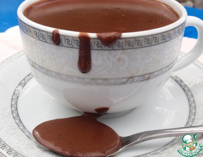 Рецепт: Горячий шоколад из кинофильма Шоколад