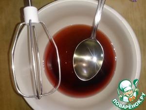 Добавляем растительное масло.