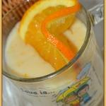 Кисель апельсиновый Волшебный