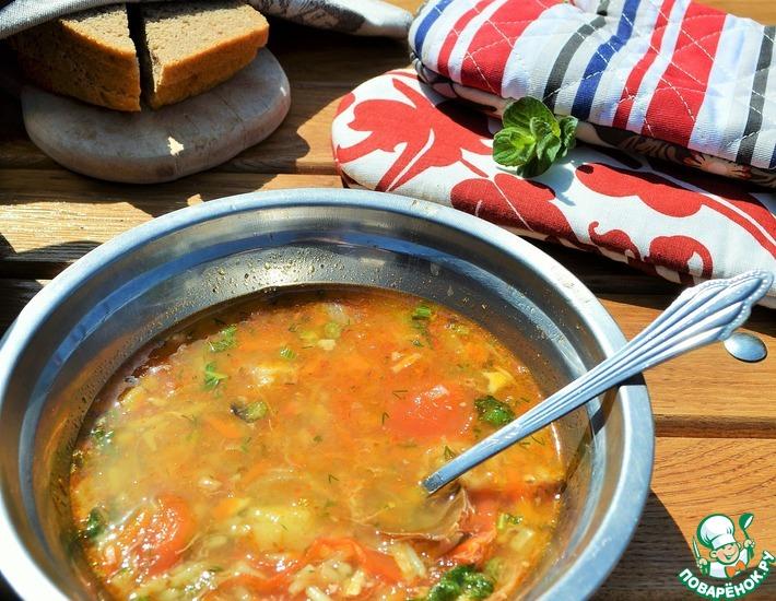 рецепт суп харчо очень вкусный отзыв