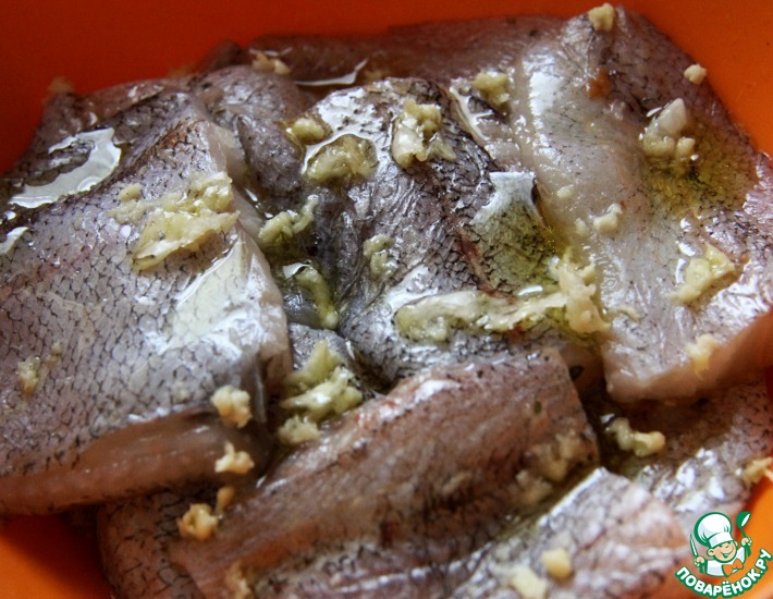 Рецепт: Маринад для рыбы