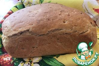 Рецепт: Домашний хлеб Кабачковый
