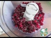 Мороженое Клюковка ингредиенты