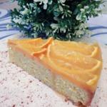 Быстрый торт-кекс Апельсиновый рай