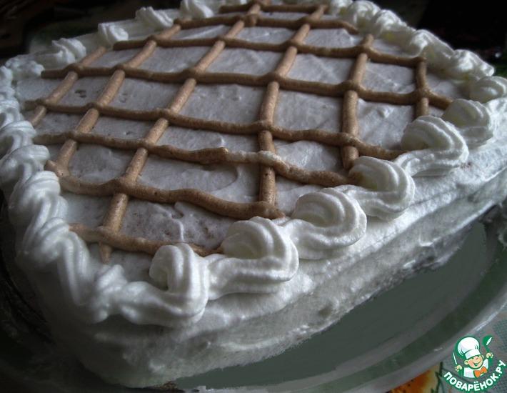 Рецепт: Торт Счастье Хомяка