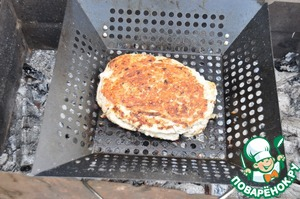 Fry until it will turn brown on both sides about 15 minutes.