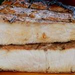 Пряная свиная корейка на гриле