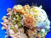 Паштет из тунца с рисом ингредиенты