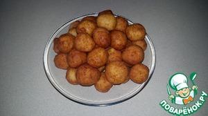 Fragrant, tasty balls ready! Bon appetit!)))