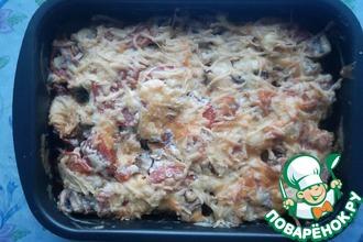 Рецепт: Картофель со свининой СамСам