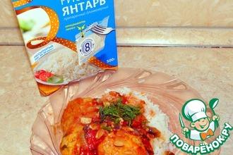 Рецепт: Тефтели с томатно-грибным соусом