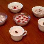 Вишнёво-шоколадное суфле Вишнёвое наслаждение