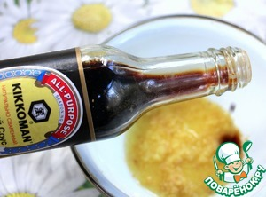 Naturalno brewed soy sauce