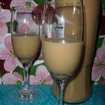 Сливочно-кофейный ликер