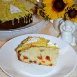 Лимонный пирог Солнечный зайчик