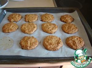 Выпекать печенье при 180 гр. примерно 30 минут.