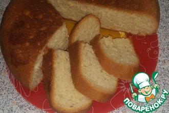 Рецепт: Хрустящий хлеб в мультиварке