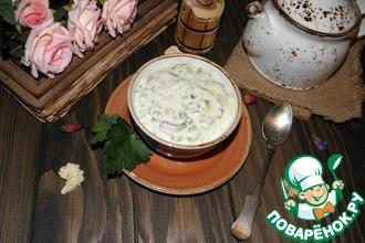 Рецепт: Настоящий соус Тартар