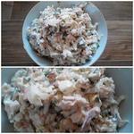 """Голова """"Нептуна"""" – кулинарный рецепт"""