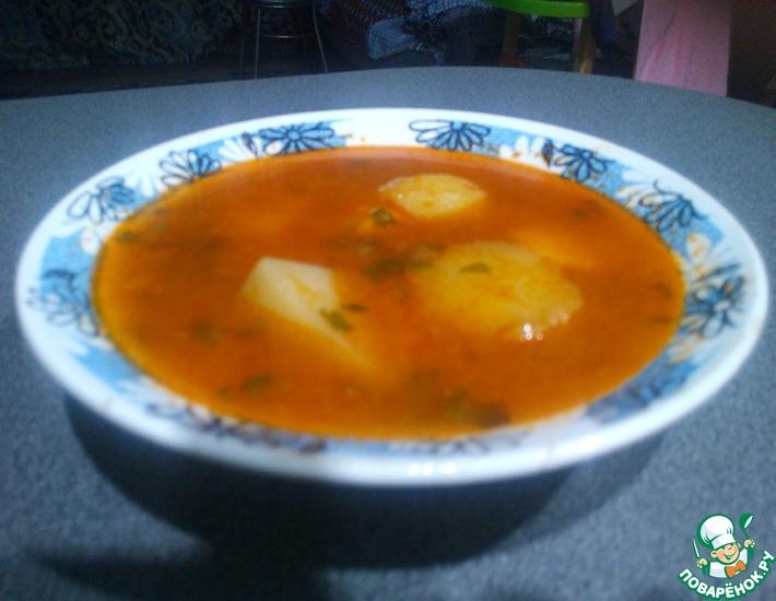 Рецепт: Суп Вкусно и просто