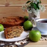 Яблочный пирог с карамельным вкусом