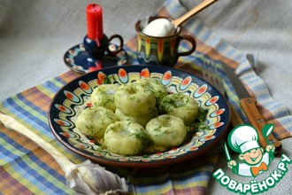Рецепт: Картофельные клецки