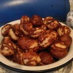 Пончики-шарики