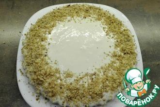 Рецепт: Торт Кисельные берега