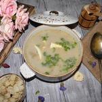 Грибной суп Душевный!