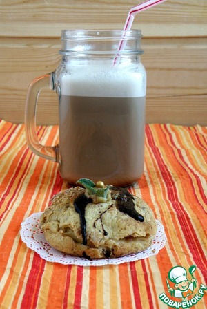 Very tasty scones to serve with coffee latte.