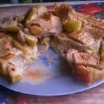 Яблочный пирог Легкий