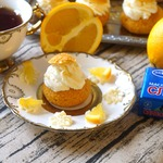 Пирожные Апельсинчики шу