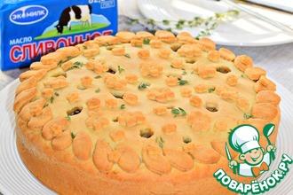 Рецепт: Пирог мясной Большой куш