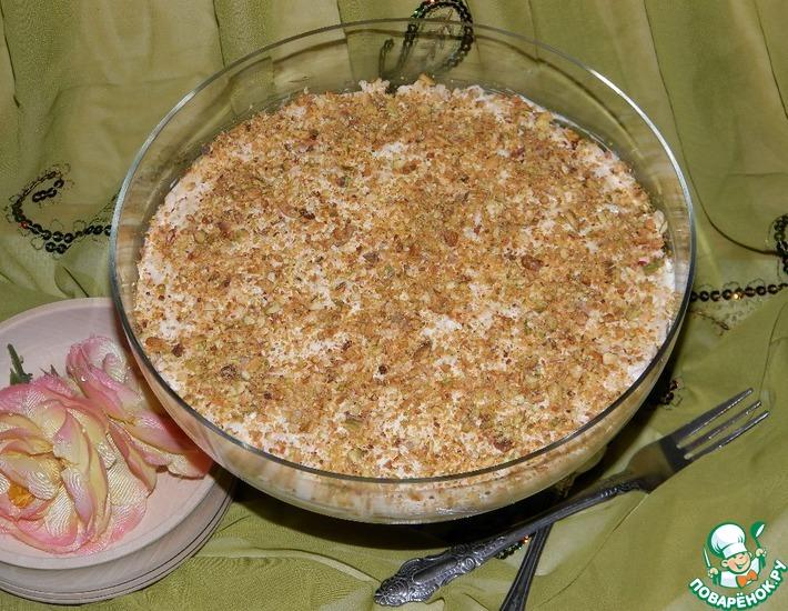Рецепт: Салат Испаночка
