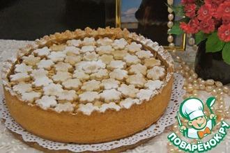 Рецепт: Яблочный пирог по-берлински из Работницы