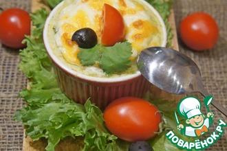 Рецепт: Яйца Англси