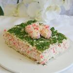 Торт закусочный Крабовый рай