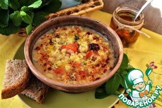 Рецепт: Быстрый суп из лапши