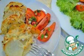 Рецепт: Картофельный тьан