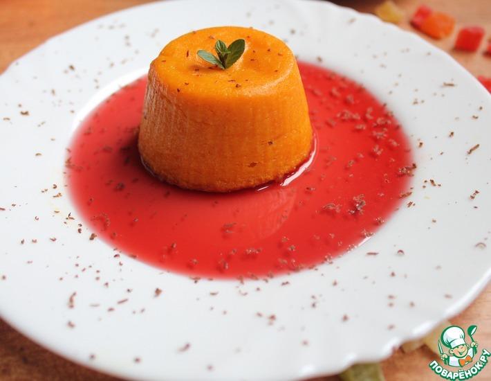 Рецепт: Морковное суфле Утреннее